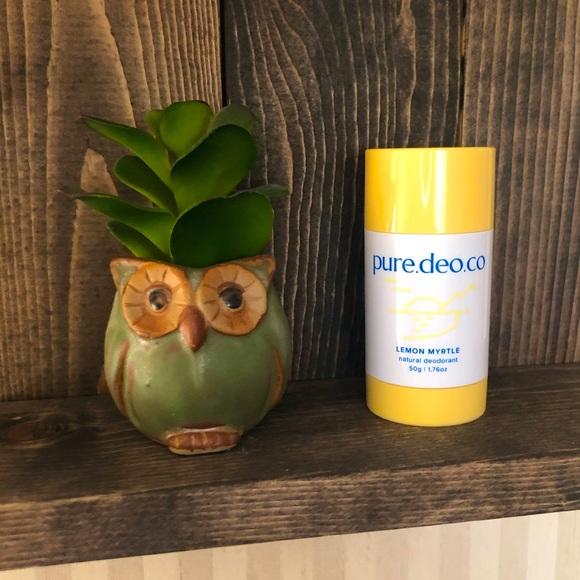 Natural deodorant 🍋 LEMON - NEW